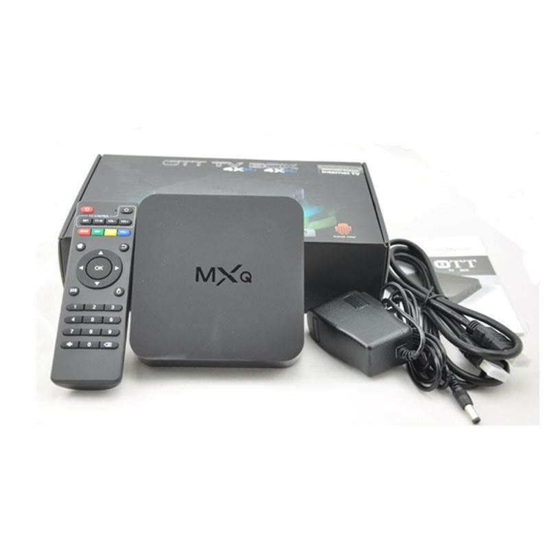 Android Tivi Box MXQ