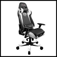 Ghế Game DXRACER Formular Series FE00/NW/ZERO - Black/White (Ultimate Chair USA)