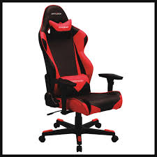 Ghế DXRACER KING OH/KF00/NR/ZERO - Black / Red (Ultimate Chair USA)