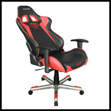 Ghế Game DXRACER Formular Series FE00/NR/ZERO - Black/Red (Ultimate Chair USA)