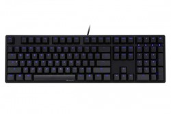 Bàn phím cơ Ducky One Black Case Blue Led Blue/Brown/Red Switch
