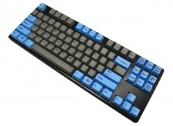 Bàn phím cơ Ducky One TKL PBT Blue Grey Red switch