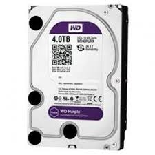 Ổ cứng Western Digital Purple 4TB 64MB Cache