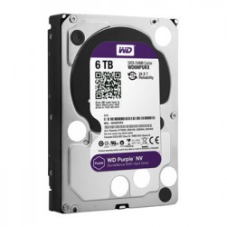 Ổ Cứng Western Digital Purple 6TB 64MB Cache