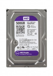 Ổ cứng Western Digital Purple 500GB 64MB Cache