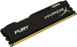 RAM Kingston HyperX Fury Black 8G DDR4 Bus 2400Mhz CL15 - HX424C15FB/8