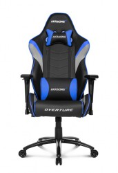 Ghế game AKRacing OVERTURE SERIES K601O Black/Blue
