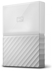 Ổ cứng di động WD My Passport 1TB White Worldwide