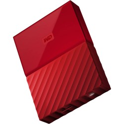 Ổ cứng di động WD My Passport 2TB Red Worldwide