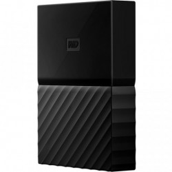 Ổ cứng di động WD My Passport 3TB Black Worldwide
