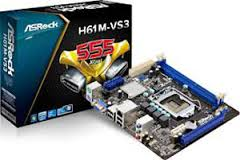 Main Asrock H61 M-VS4