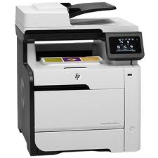 Máy in HP LaserJet 300 Color MFP M375nw