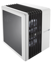 Corsair Carbide Series® Air 540 Arctic White High Airflow ATX Cube Case