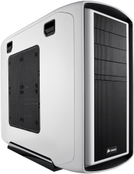 Corsair Special Edition White Graphite Series™ 600T Mid-Tower Case