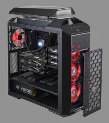 Vỏ máy tính CoolerMaster MasterCase Pro 5 Chassic