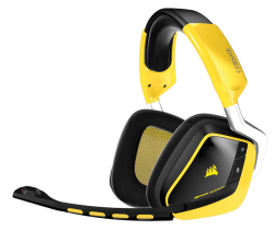 Tai nghe Corsair VOID Wireless Dolby 7.1 RGB SE (Special Edition Yellowjacket)