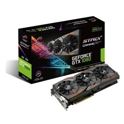VGA ASUS ROG Strix GeForce® GTX 1080 A8G