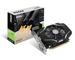 Card màn hình MSI GEFORCE GTX 1050 TI 4G OC mini