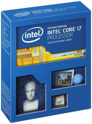 CPU Intel Core i7 - 5960X Extreme Edition 3.0 GHz turbo 3.5 GHZ - Socket 2011 (No Fan)