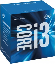 CPU Intel Core i3 6098P 3.60GHz / (2/4) / 3MB / HD Graphics 510 / Socket 1151