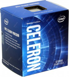 Intel Celeron G3900 2.8G / 2MB / HD Graphics 510 / Socket 1151 (Skylake)