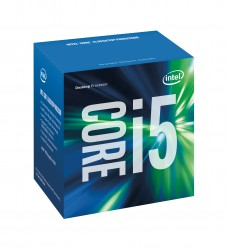 CPU Intel Core i5-7600K 3.8 GHz / 6MB / HD 600 Series Graphics / Socket 1151 (Kabylake)