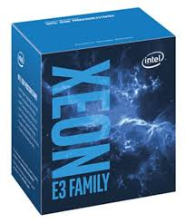CPU Intel Core Xeon E3-1230 V6 3.5 GHz / 8MB / Socket 1151 (Kabylake)