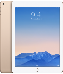 Ipad Air 2 16GB Wifi + 4G Gold