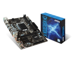 Mainboard MSI E3M WORKSTATION V5