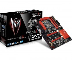 Mainboard Asrock E3V5 Performance Gaming / OC