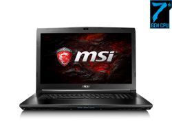 Laptop MSI GL72 7QF 1023XVN