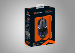 Mouse Meetion M371 Optical USB - Gaming