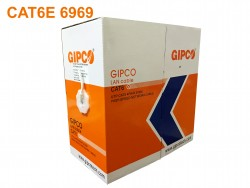 Cable Mạng GIPCO - UTP Cat6 - 6969