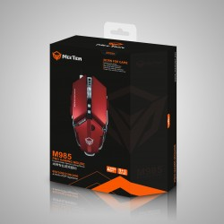 Mouse Meetion M985 Optical USB - Gaming