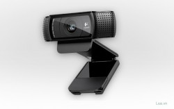 Webcam Logitech HD C920