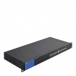 Switch Linksys LGS124 - 24 ports Gigabit
