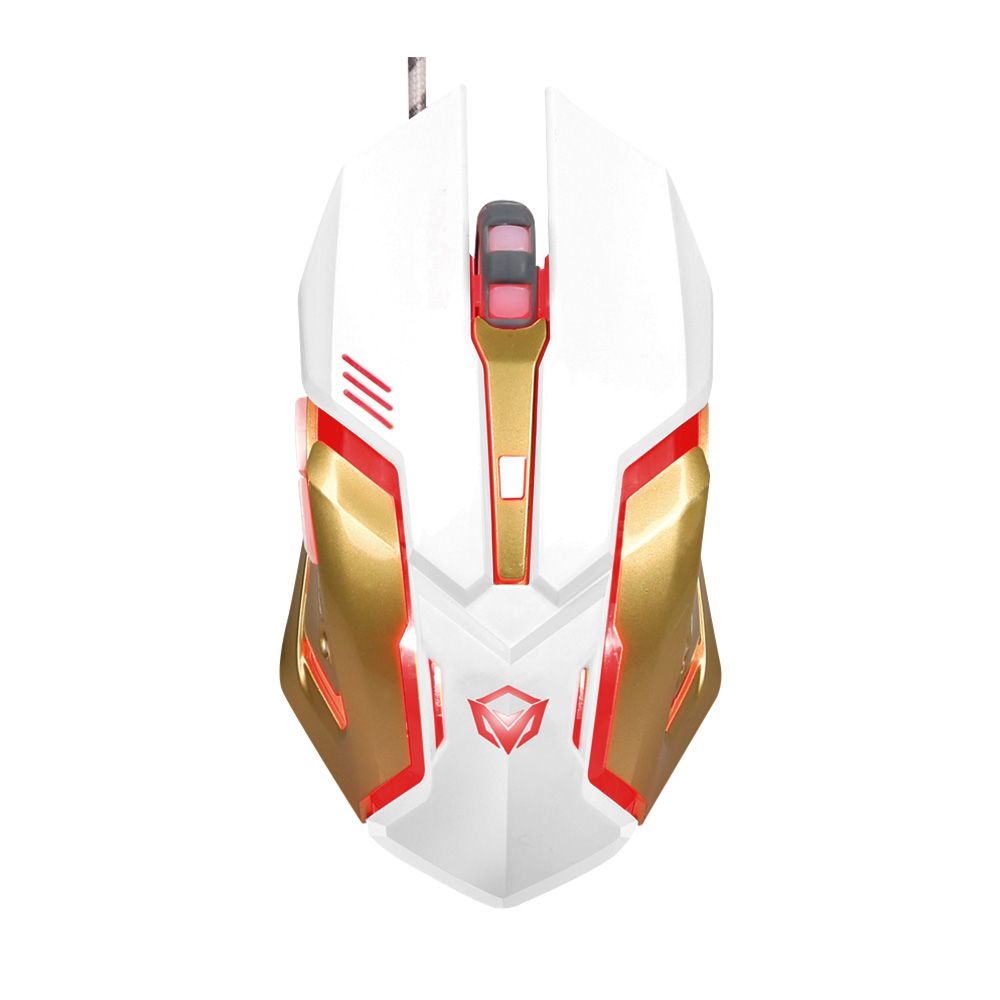 Mouse Meetion M915 Optical USB - Gaming ( White )